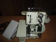 Оверлок Jasmine FN 2-4D 4-х ниточный бытовой