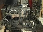 Двигатель Д-542 в рабочем состоянии (поставил и поехал)с КПП без докум