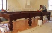 Услуга: Сборка и установка бильярдного стола