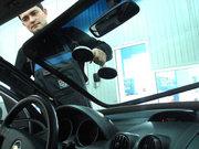 Замена стекол автомобиля (вклейка)
