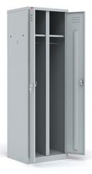 Шкаф металлический для одежды ШРМ-АК/500