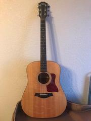 Электроакустическая гитара Taylor 110e